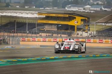 Porsche 919 Hybrid - 24 Heures du Mans 2016