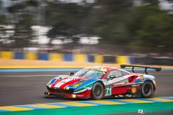 Ferrari 488 GTE - 24 Heures du Mans 2016