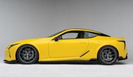 Lexus LC500 Sema Show