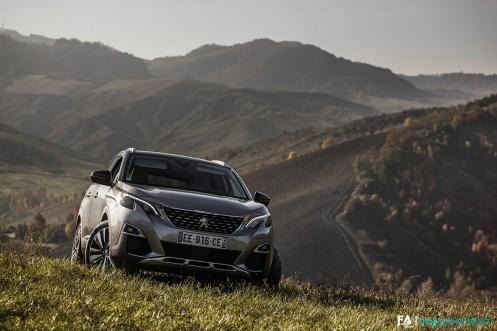 Essai Peugeot 3008 II 2016