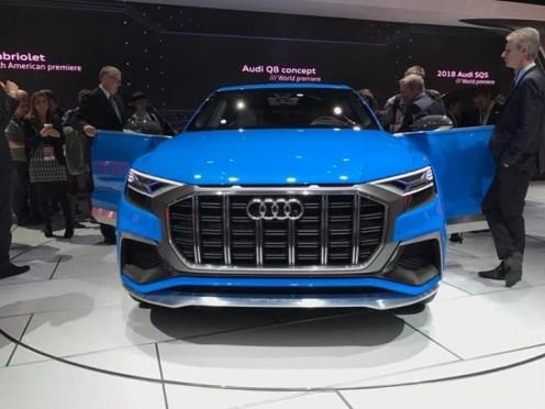 Audi Q8 concept - 30