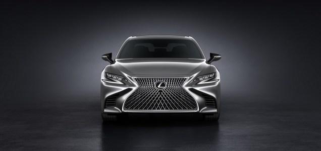 Lexus LS 500 - 14