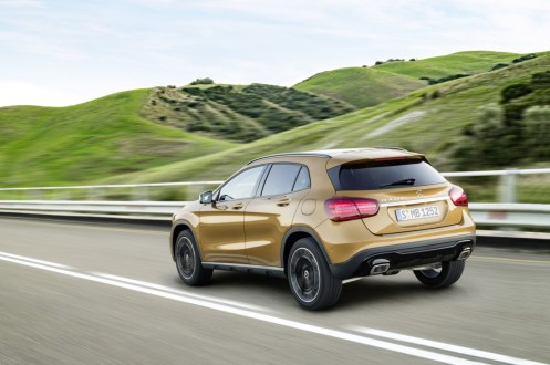 Mercedes-Benz GLA 2017 - 13