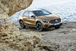 Mercedes-Benz GLA 2017 - 19