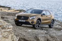 Mercedes-Benz GLA 2017 - 22
