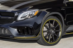 Mercedes-Benz GLA45 4Matic Yellow Night Edition 2017 - 6