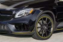 Mercedes-Benz GLA45 4Matic Yellow Night Edition 2017 - 6