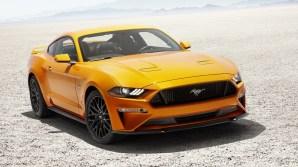 Mustang 2018 - 16