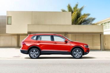 NAIAS Detroit 2017 - Volkswagen Tiguan Allspace