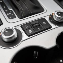 Essai VW Touareg V6 TDI 262 - Interieur