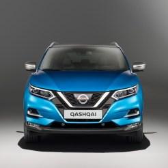 The new Nissan Qashqai