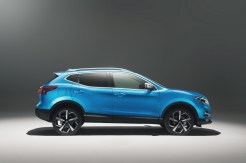 The new Nissan Qashqai