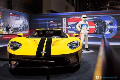 Salon de Genève 2017 (GIMS) - Ford GT