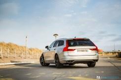 Essai Volvo V90 D5