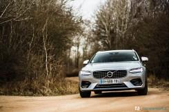 Road Trip aux Pays-Bas en Volvo V90