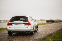 Road Trip en Volvo V90