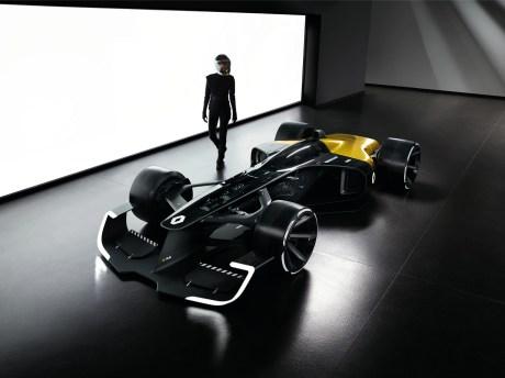 Renault R.S. 2027 Vision - Shanghai 2017