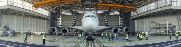 AirFrance - Cayenne A380 - 30