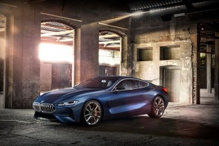 BMW Serie 8 Concept - 30