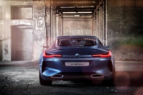 BMW Serie 8 Concept - 33