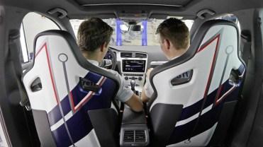 """GTI-Treffen 2017 am Wˆrthersee: Der Golf GTE Variant ?impulsE"""" aus Zwickau"""