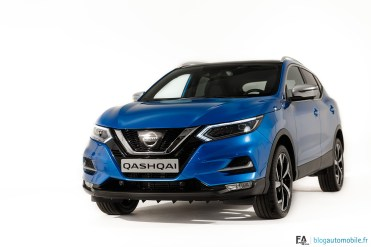 Nouveau Nissan Qashqai 2017