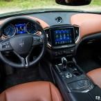 Essai Maserati Ghibli S Q4 - Interieur - Photos