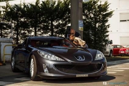 Visite Usine PSA - Vélizy (ADN) - Peugeot 907