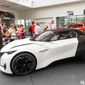 Visite Usine PSA - Vélizy (ADN) - Concept Peugeot Fractal
