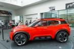 Visite Usine PSA - Vélizy (ADN) - Citroën Aircross