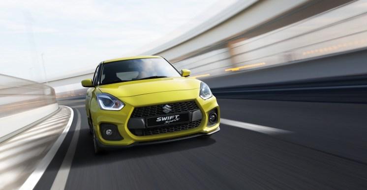 Suzuki Swift Sport - 01