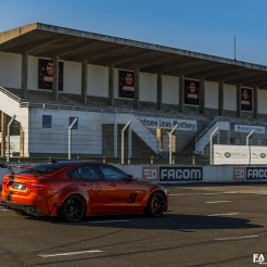 Jaguar XE SV Project 8 - Jaguar Land Rover Festival (JLR)