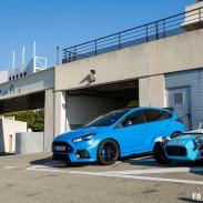 Essai Ford Focus RS Pack Performance sur le circuit Paul Ricard Castellet