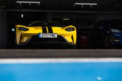 Ford GT 2017 (photos) - Dix Milles Tours Castellet