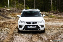 Essai Seat Ateca (FR) - Roadtrip Finlande (photos)