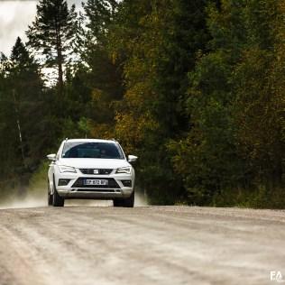 Essai Seat Ateca (FR) - Roadtrip Finlande (photos)