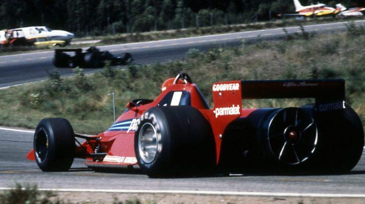 La controversée Brabham (Crédits : Sutton Motorsport Images)