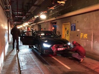 Audi A8 - Tunnel Sous la Manche - Gonzague - 38