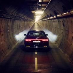 Audi A8 - Tunnel sous la manche - 3