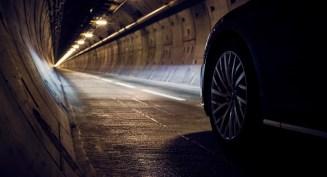 Audi A8 - Tunnel sous la manche - 5
