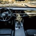 Intérieur Alfa Romeo Stelvio 180 Diesel AT8
