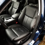 Intérieur Infiniti Q50 Hybrid - Photos