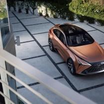 Lexus LF-1 Limitless concept - Détroit 2018
