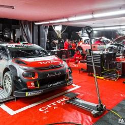 Citroen Racing - Rallye de Monte Carlo 2018 - Photos