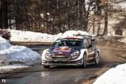 Sébastien Ogier - Rallye Monte Carlo 2018