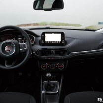 Essai Fiat Tipo SW GPL
