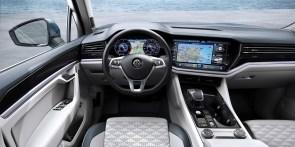 VW Touareg - 07