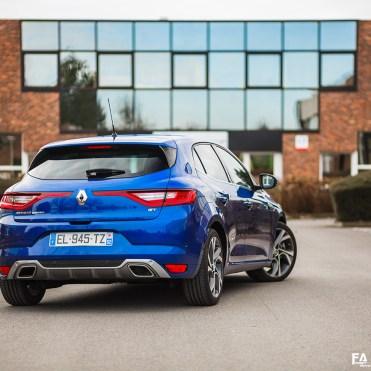 Essai Renault Megane GT dCi 4Control