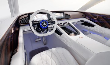 Mercedes Maybach Ultimate Luxury - 10