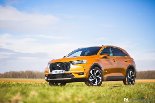 Essai DS 7 Crossback Grand Chic Opera BlueHDI 180 EAT8